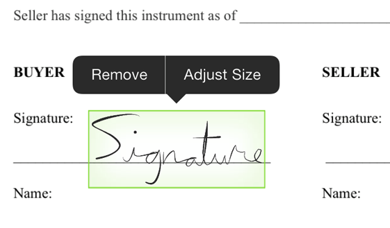 Sign Documents on iPhone or iPad | SignNow App