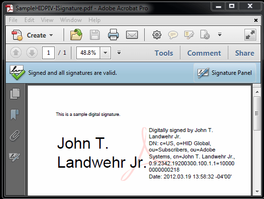 how to digitally write on a pdf