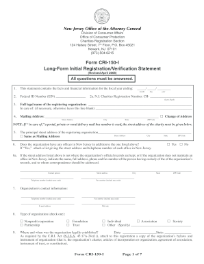 Get And Sign Cri 150 Form