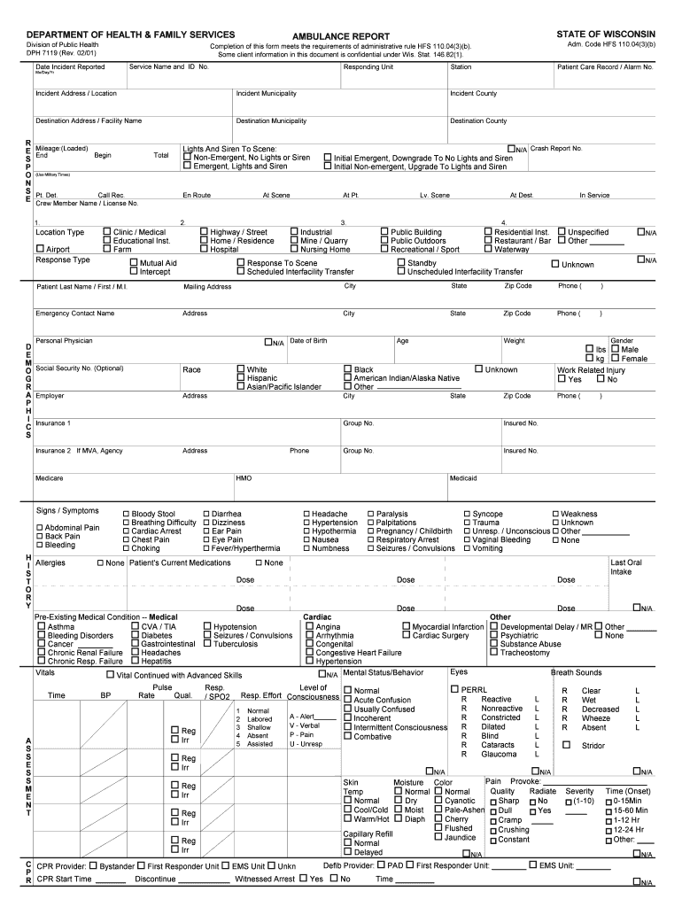 Pcr Form Fill Out And Sign Printable Pdf Template Signnow Ambulance in medical emergency situations into second language programs. pcr form fill out and sign printable pdf template signnow