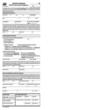 Dl 44 Form Fill Out And Sign Printable Pdf Template Signnow