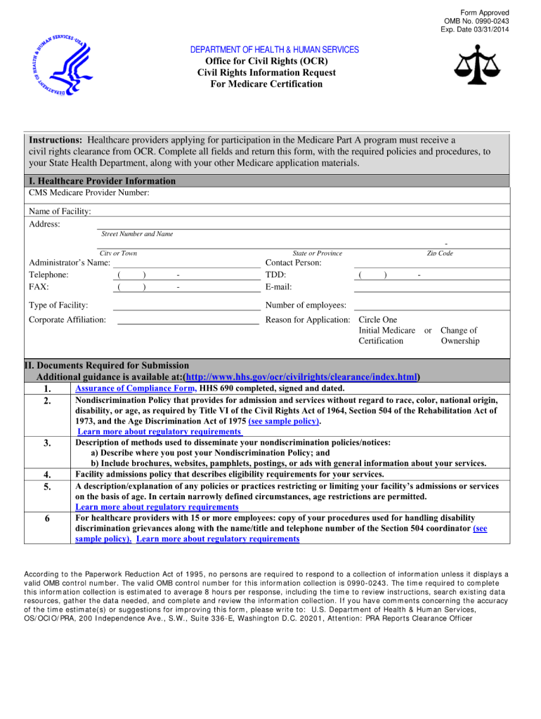 medicare certification sign request form rights signnow template initial additional