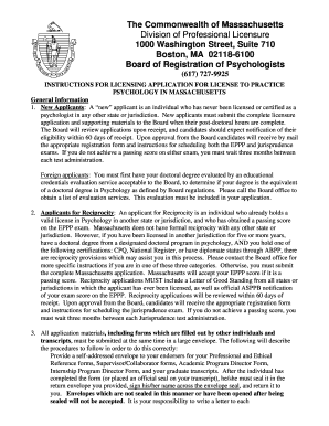 Ma Division Of Professional Licensure >> The Commonwealth Of Massachusetts Division Of Mass Gov