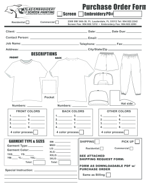 6f62841b2f995 Embellishment Form - Atlas Embroidery   Screen Printing - Fill Out ...