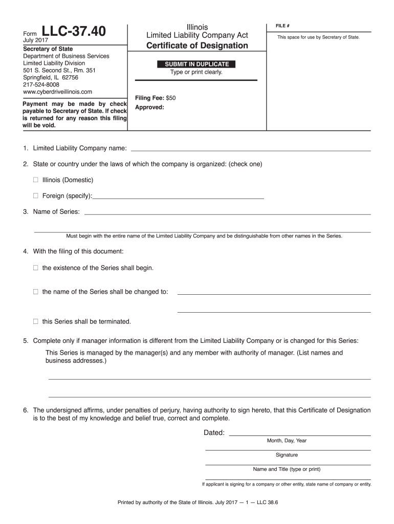 Get And Sign Llc 37 40 2012-2021 Form
