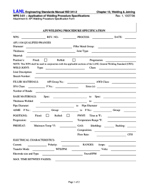 Contoh wps api 1104 form - Fill Out and Sign Printable PDF Template
