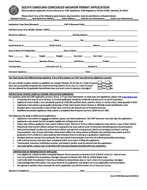 69129 Oklahoma Concealed Carry Application Form To Print Out on