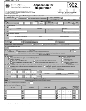 Bir Form 1902 - Fill Out and Sign Printable PDF Template   signNow