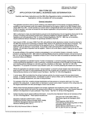 Blank small business certificate from sba form - Fill Out