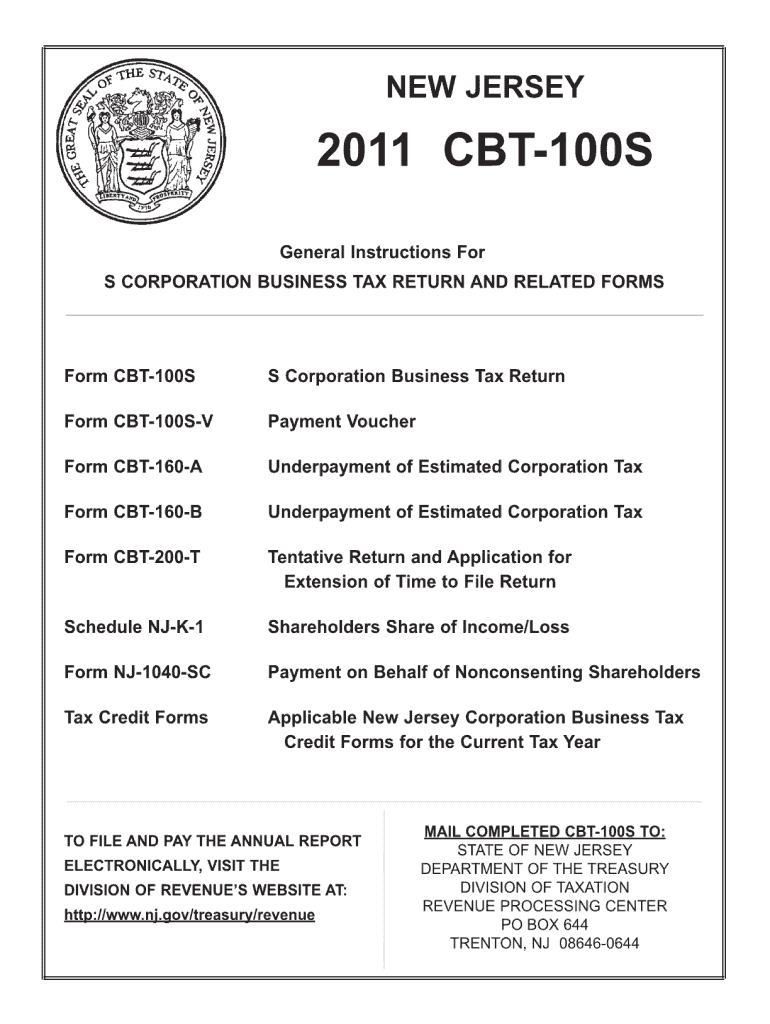 Get And Sign Cbt 100 Form To Print