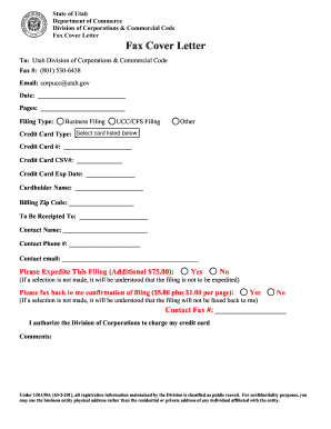 Utah Letter Fill Out And Sign Printable Pdf Template Signnow
