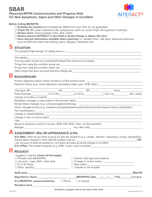 graphic about Printable Sbar Template referred to as Engage sbar type - Fill Out and Indicator Printable PDF