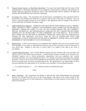 Short Term Rental Lease Template Form Fill Out And Sign