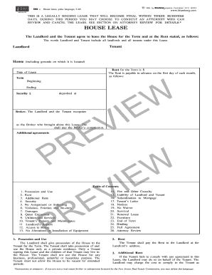 image regarding Free Printable Blumberg Lease titled Dwelling Rent - Blumberg Felony Types On-line - Fill Out and