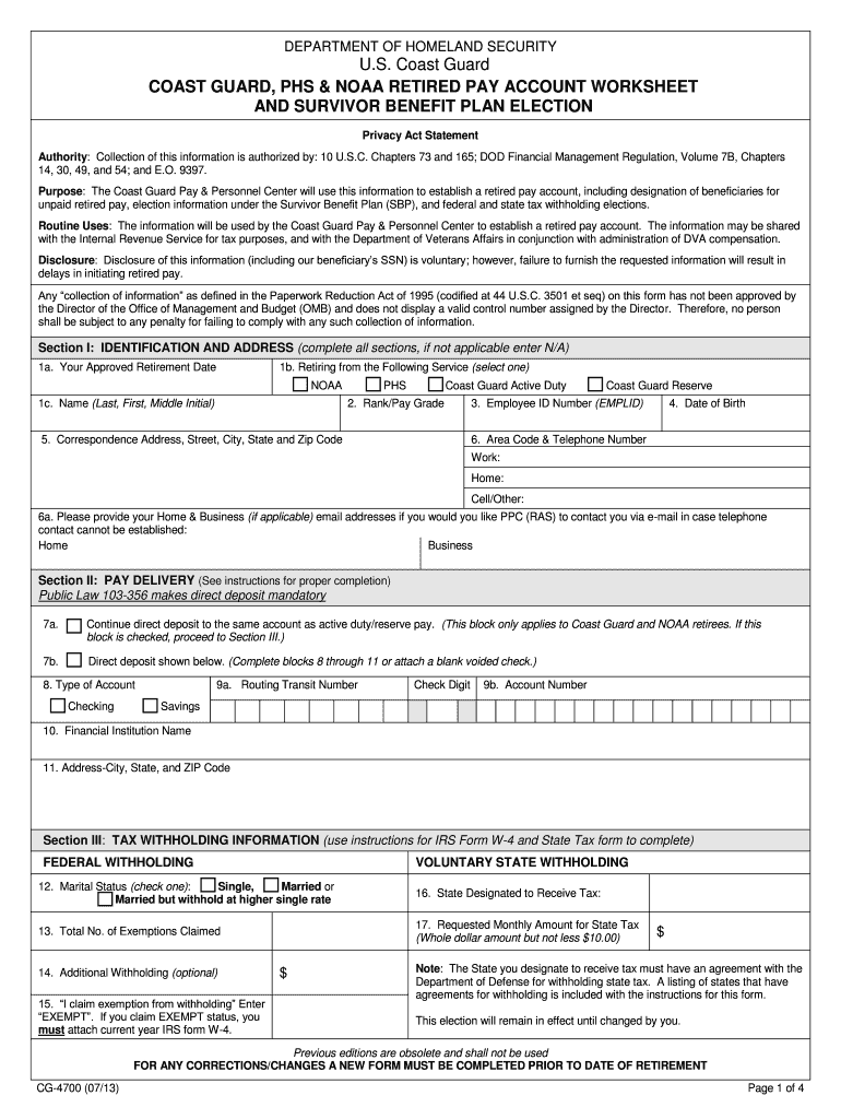 Get And Sign Cg 4700  Form 2013-2021