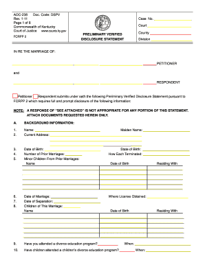 photo about Butthurt Report Form Printable referred to as Top confirmed disclosure assertion fillable style - Fill Out