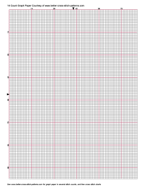 graphic regarding Printable Cross Pattern titled Printable cross sch chart paper sort - Fill Out and Indicator