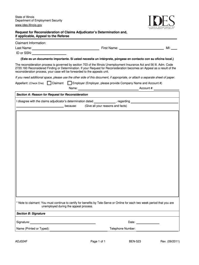 Employer Dispute Unemployment Claim Sample Letter from www.signnow.com