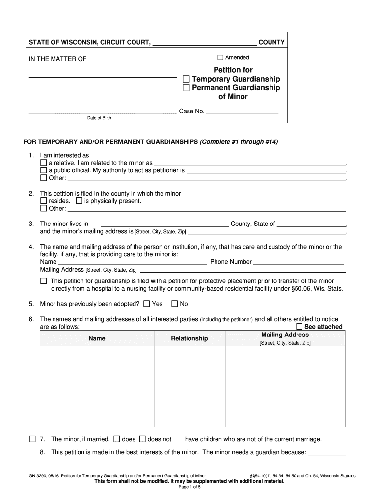 Get And Sign Gn 3290 2008-2021 Form