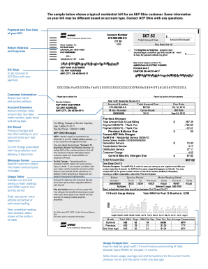 Sample aep form - Fill Out and Sign Printable PDF Template | SignNow