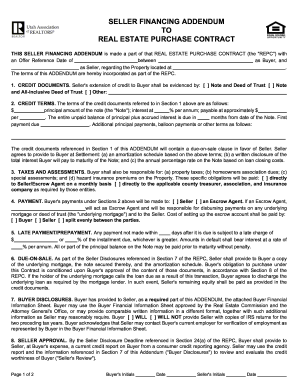 Utah seller repc form - Fill Out and Sign Printable PDF Template