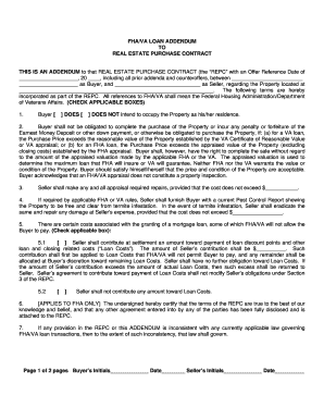 Utah Fha Va Loan Addendum Form Fill Out And Sign Printable Pdf