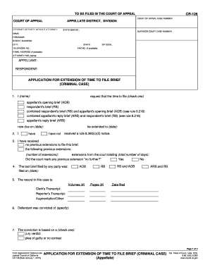 Get And Sign Cr 126 Fillable  Form 2015-2021