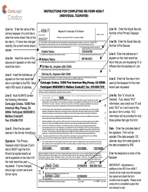 4506 t form instructions  INSTRUCTIONS FOR COMPLETING IRS FORM 13-T - Fill Out and ...