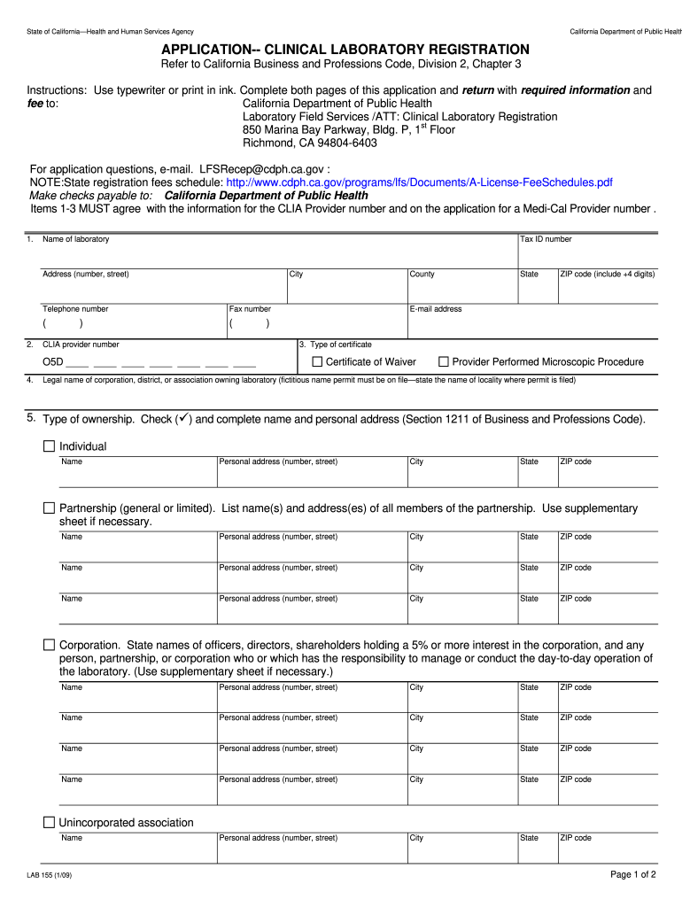 Get And Sign 155 Form 2009-2021