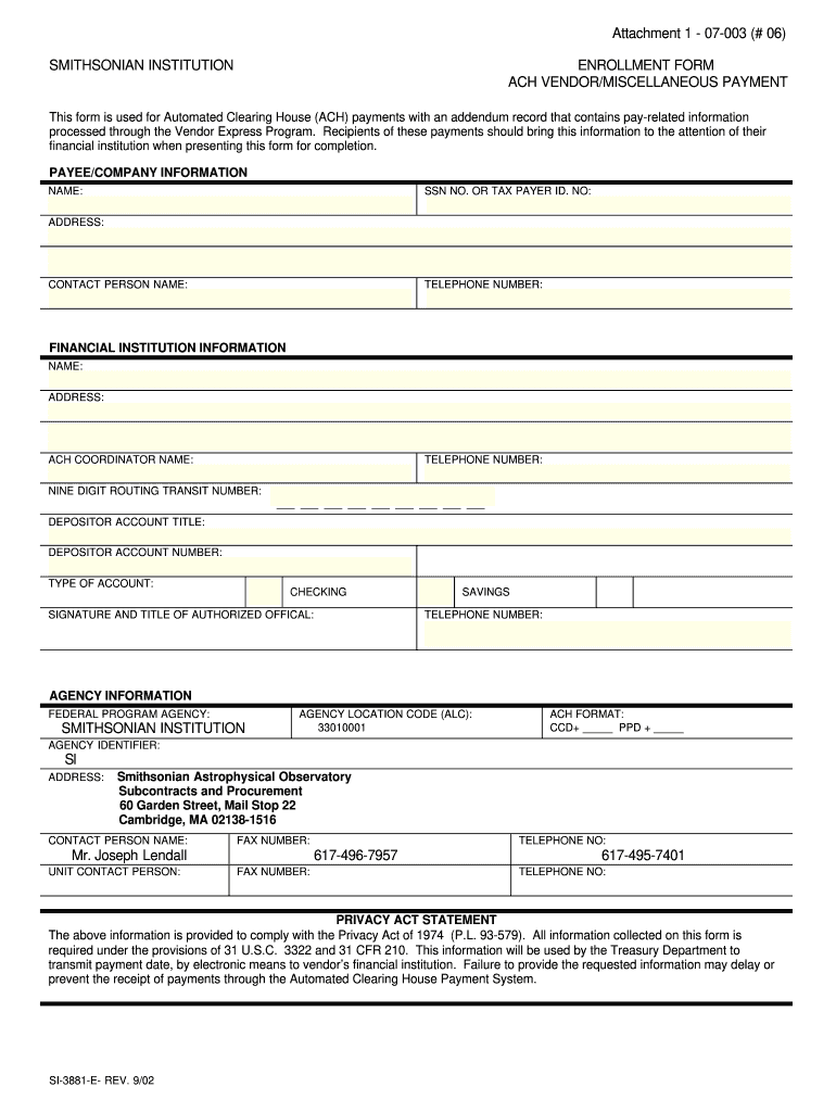 Get And Sign Si 3881 E Form 2002-2021