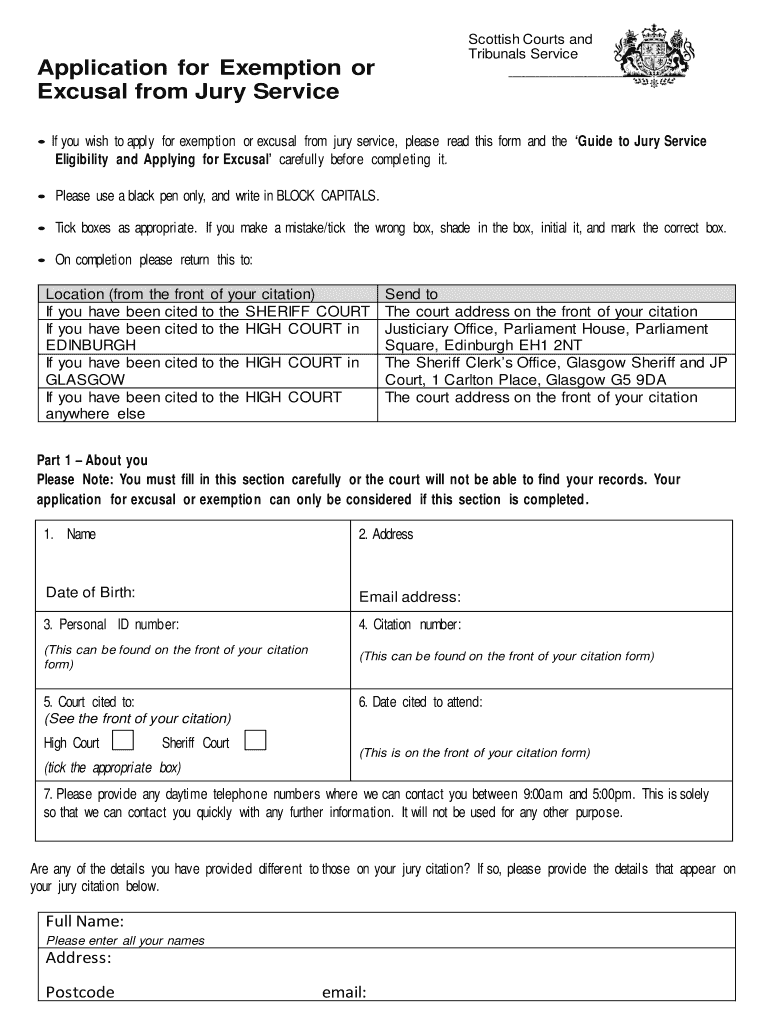 Scotcourts - Fill Out and Sign Printable PDF Template ...