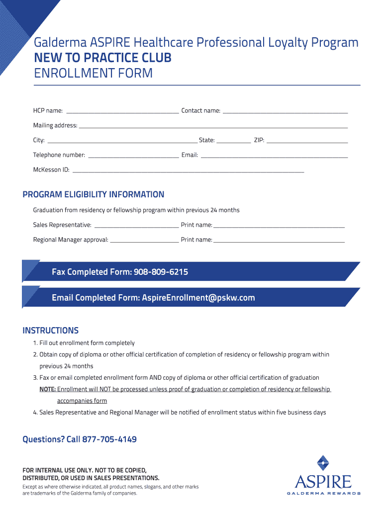 Get And Sign Aspire Healthcare Form