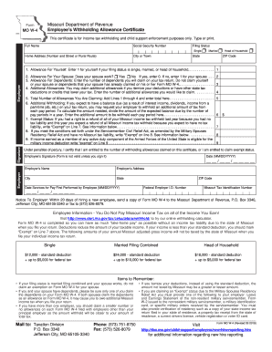 1099 form missouri  Get And Sign Tax Return Form 8 8 Missouri Department ...