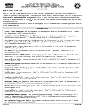 Ny dmv mv413 2012 form - Fill Out and Sign Printable PDF