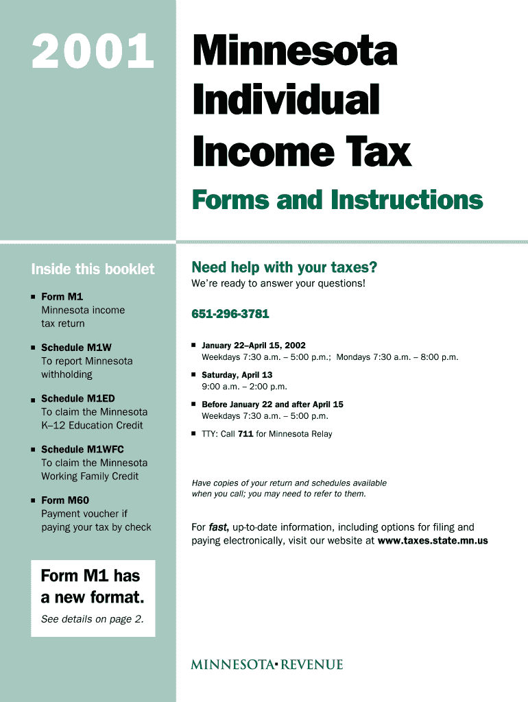 Get And Sign Minnesota Tax Forms