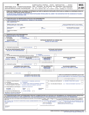 Form mod 21 rfi - Fill Out and Sign Printable PDF Template