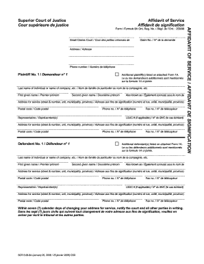 Affidavit form 8a - Fill Out and Sign Printable PDF Template