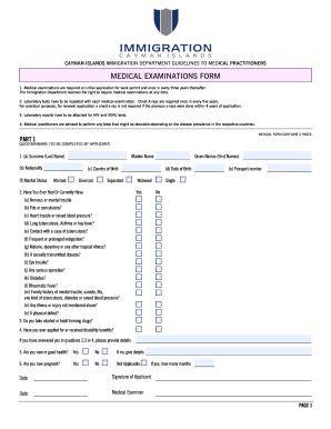photo regarding Printable Workers Permit titled Cayman do the job let clinical style - Fill Out and Signal