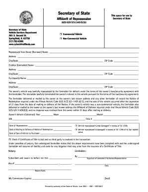 american express lost card 800 number  Repo order - Fill Out and Sign Printable PDF Template | SignNow