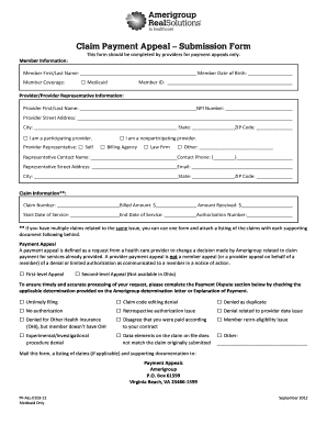 image regarding Medicaid Application Texas Printable referred to as Amerigroup medicaid texas services sort - Fill Out and Indication
