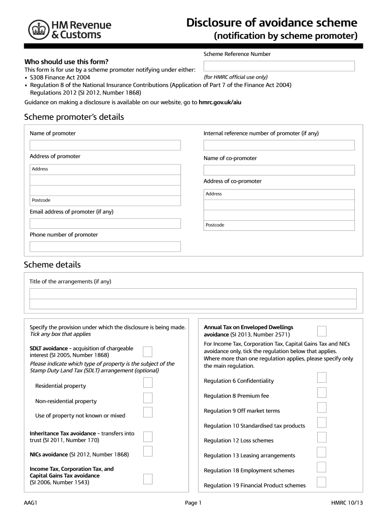 Get And Sign Hmrc Inland Revenue Customs 2013-2021 Form