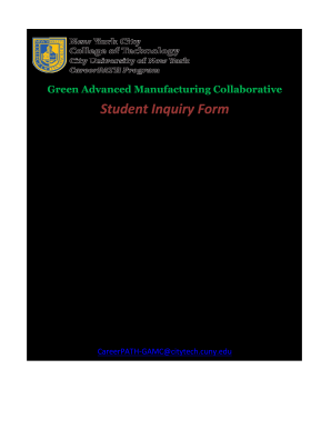 enquiry form format fill out and sign printable pdf template signnowget and sign enquiry form format