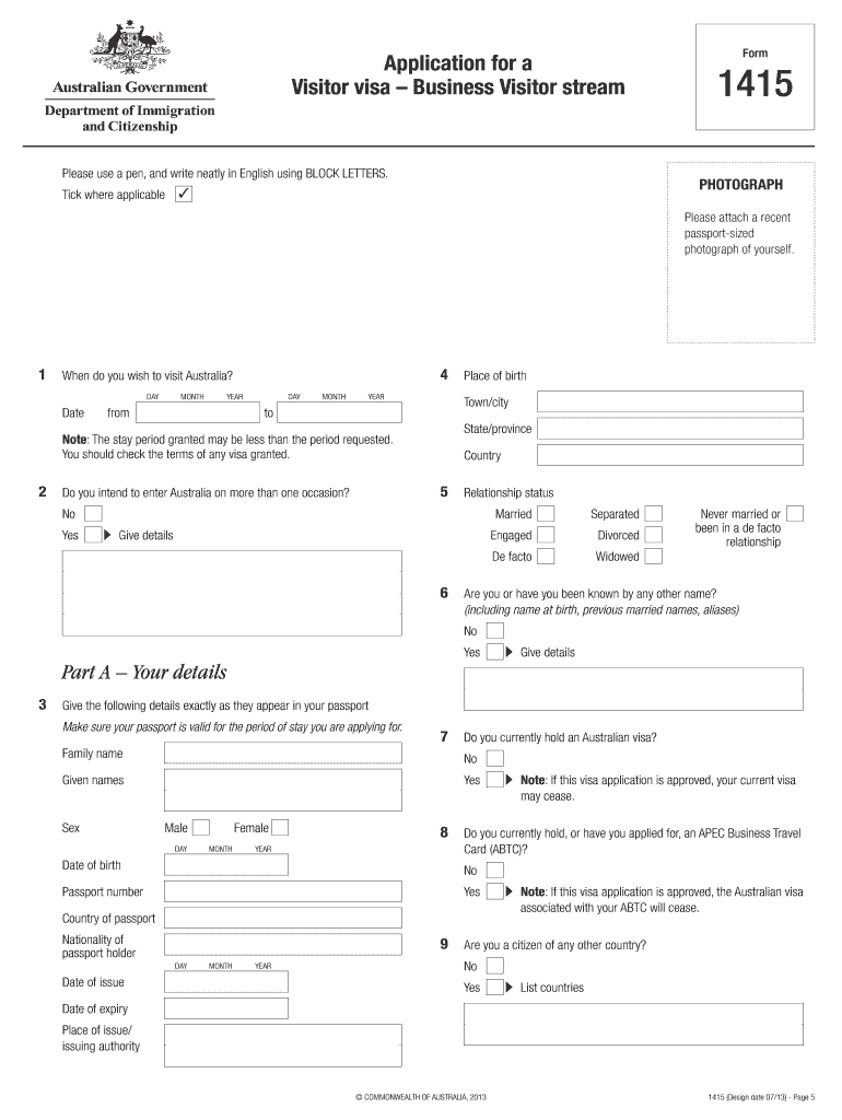 Form 1419 Fill Out And Sign Printable Pdf Template Signnow