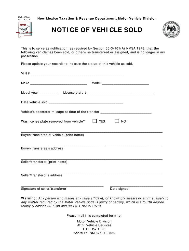 Get And Sign Mvd 10048 Form