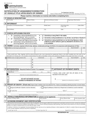 Get And Sign Mv 39 2014-2021 Form