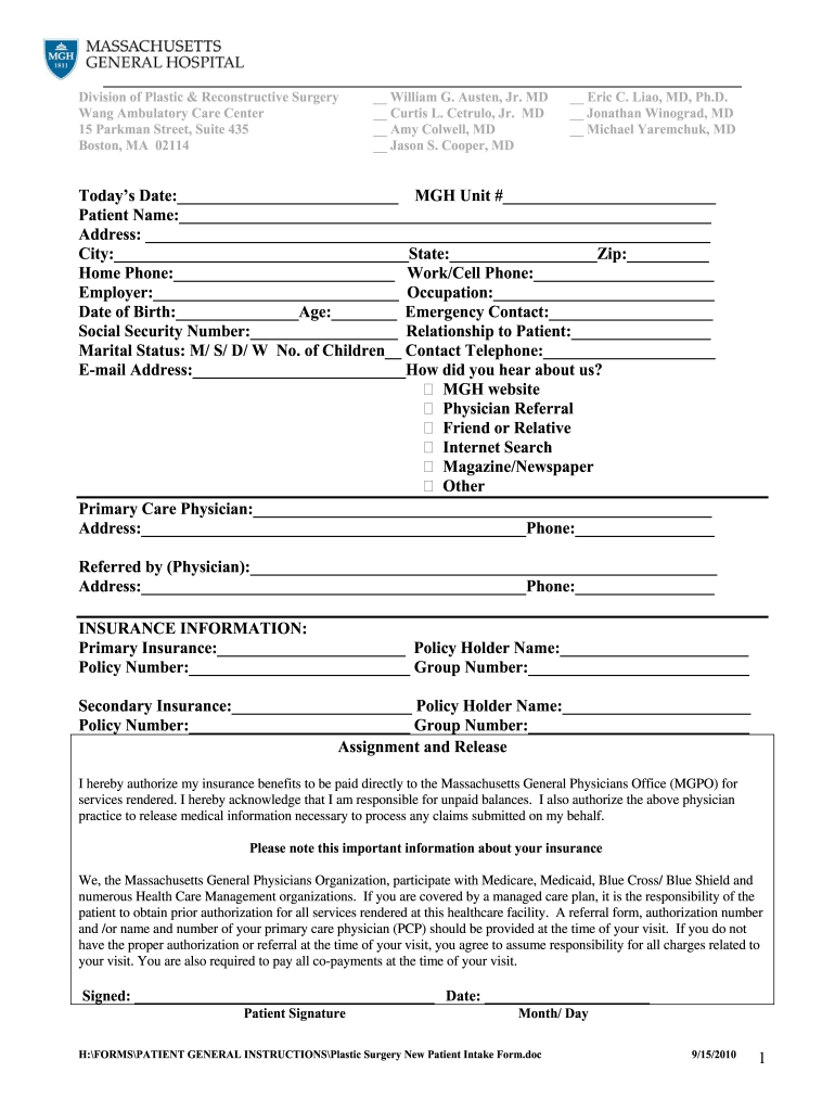 large Patient Intake Form Examples Filled Out on template acupuncture, social work, politically correct, new massage, prime body, vague new, therapy free, functional medicine,
