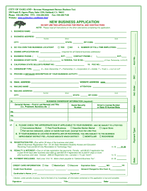 Get And Sign Get The Business Tax Certificate Form City Of 2016-2021