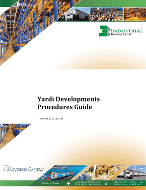 Yardi manual form - Fill Out and Sign Printable PDF Template | SignNow