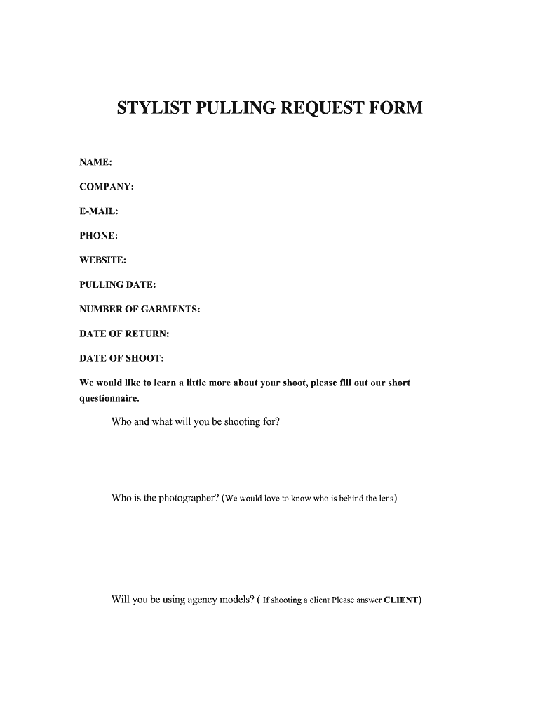 Pull Out Form Fill Out And Sign Printable Pdf Template Signnow