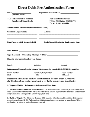 direct deposit form pdf  Direct deposit form dwld from scotia bank - Fill Out and ...
